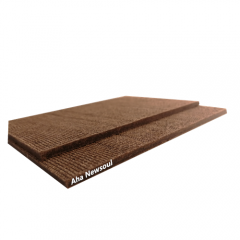 2mm hardboard 850kg/m3 for furniture