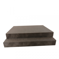 18mm Black Mdf Water Proof Hdf Board And Moisture Resistant Mdf Board