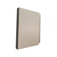 CDF Thickness 8Mm Board For Construction For Bathroom Partition