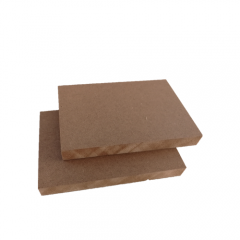 Different thicknesses Dark Color MDF Sheet